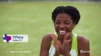 Experian Boost TV Spot, 'Got a Boost: Tiffany, Victoria and Clairissa'