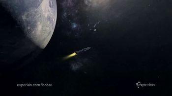Experian Boost TV Spot, 'Rocket Odyssey'
