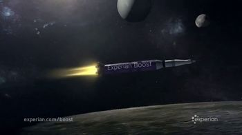 Experian Boost TV Spot, 'Rocket Odyssey' - Thumbnail 4