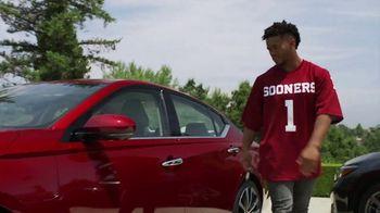 Nissan TV Spot, 'Heisman House: Parking Spot' Featuring Marcus Mariota, Kyler Murray [T1] - Thumbnail 8