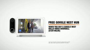 The Home Depot TV Spot, 'College GameDay: Free Google Nest Hub' - Thumbnail 9