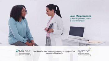 Kyleena TV Spot, 'Prevent Pregnancy' - Thumbnail 2