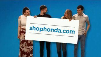 Honda TV Spot, 'Built Just for You' [T2] - Thumbnail 8