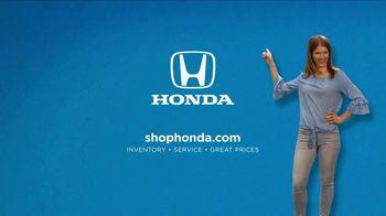 Honda TV Spot, 'Built Just for You' [T2] - Thumbnail 2