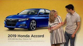 Honda TV Spot, 'Built Just for You' [T2] - Thumbnail 4
