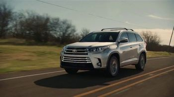 2019 Toyota Highlander TV Spot, 'Best Seats in the House' [T2]