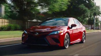 2019 Toyota Camry TV Spot, 'Roomy' [T2] - Thumbnail 7