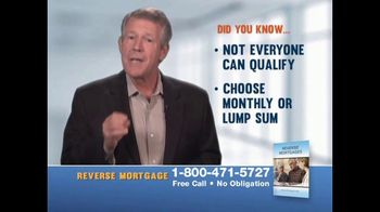 Live Well Financial TV Spot, 'Reverse Mortgage Special Report' - Thumbnail 4