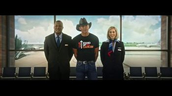 Stand Up 2 Cancer TV Spot, 'American Airlines: Journeys' Featuring Tim McGraw - Thumbnail 5