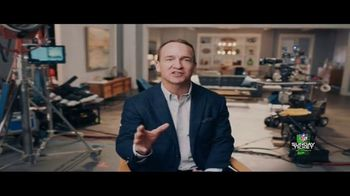 DIRECTV NFL Sunday Ticket TV Spot, 'Director's Chair' Featuring Peyton Manning - Thumbnail 1