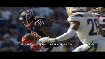DIRECTV NFL Sunday Ticket TV Spot, 'Director's Chair' Featuring Peyton Manning - Thumbnail 4