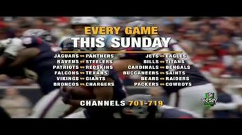 DIRECTV NFL Sunday Ticket TV Spot, 'Director's Chair' Featuring Peyton Manning - Thumbnail 5