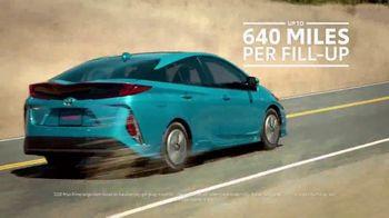 Toyota Prius TV Spot, 'Tell Them' [T2] - Thumbnail 6