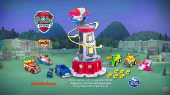 PAW Patrol Mighty Pups Mighty Lookout Tower TV Spot, 'Power Up' - Thumbnail 8