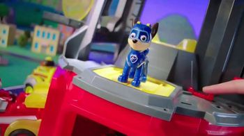 PAW Patrol Mighty Pups Mighty Lookout Tower TV Spot, 'Power Up' - Thumbnail 6