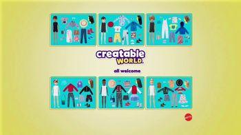 Creatable World TV Spot, 'Hundreds of Looks' - Thumbnail 9