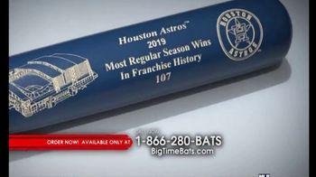 Big Time Bats TV Spot, 'Astros Most Wins in Franchise History Louisville Slugger Bat' - Thumbnail 1