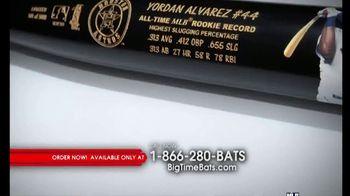 Big Time Bats TV Spot, 'Astros Most Wins in Franchise History Louisville Slugger Bat'