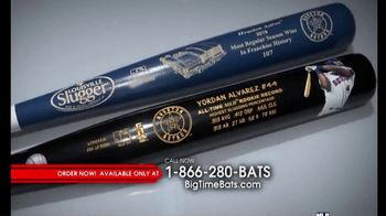 Big Time Bats TV Spot, 'Astros Most Wins in Franchise History Louisville Slugger Bat' - 2 commercial airings