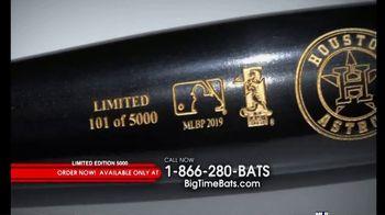 Big Time Bats TV Spot, 'Astros Most Wins in Franchise History Louisville Slugger Bat' - Thumbnail 4