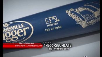 Big Time Bats TV Spot, 'Astros Most Wins in Franchise History Louisville Slugger Bat' - Thumbnail 5