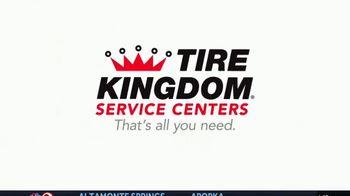 Tire Kingdom TV Spot, 'Buy Three, Get One Free: Credit Card' - Thumbnail 9