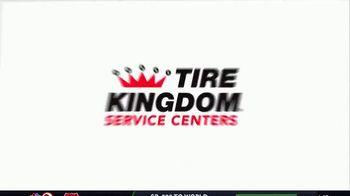 Tire Kingdom TV Spot, 'Buy Three, Get One Free: Credit Card' - Thumbnail 2