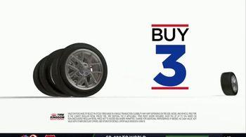 Tire Kingdom TV Spot, 'Buy Three, Get One Free: Credit Card' - Thumbnail 3
