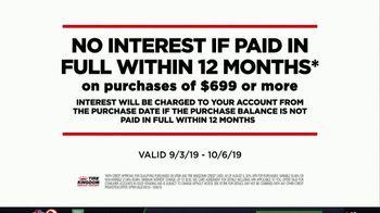 Tire Kingdom TV Spot, 'Buy Three, Get One Free: Credit Card' - Thumbnail 6