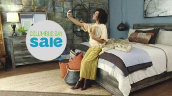 Ashley HomeStore Columbus Day Mattress Sale TV Spot, 'Your Choice: Save Up to $1,000' - Thumbnail 2
