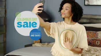 Ashley HomeStore Columbus Day Mattress Sale TV Spot, 'Your Choice: Save Up to $1,000' - Thumbnail 3