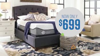 Ashley HomeStore Columbus Day Mattress Sale TV Spot, 'Your Choice: Save Up to $1,000' - Thumbnail 7