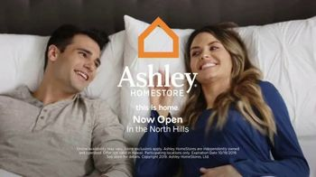 Ashley HomeStore Columbus Day Mattress Sale TV Spot, 'Your Choice: Save Up to $1,000' - Thumbnail 9