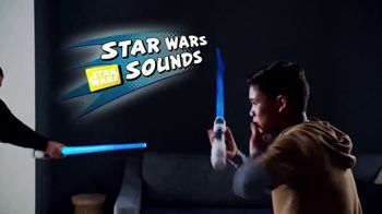 Star Wars Scream Saber Lightsaber TV Spot, 'Unleash Your Scream' - 1549 commercial airings