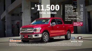 Ford Truck Month TV Spot, 'Georgia Bulldogs' Featuring Kirby Smart [T2] - Thumbnail 8