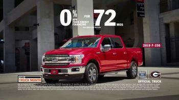 Ford Truck Month TV Spot, 'Georgia Bulldogs' Featuring Kirby Smart [T2] - Thumbnail 7