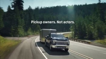2020 Chevrolet Silverado HD TV Spot, 'Behind Us' [T1] - Thumbnail 2