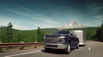 2020 Chevrolet Silverado HD TV Spot, 'Lo que hay detrás' [Spanish] [T1] - Thumbnail 10