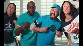 Lowe's TV Spot, 'Official Sponsor of the NFL: Valspar Ultra' - 24 commercial airings