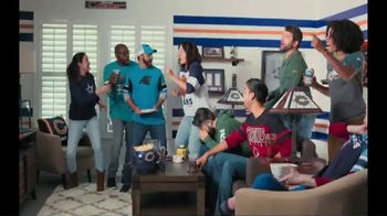 Lowe's TV Spot, 'Official Sponsor of the NFL: Valspar Ultra' - Thumbnail 6