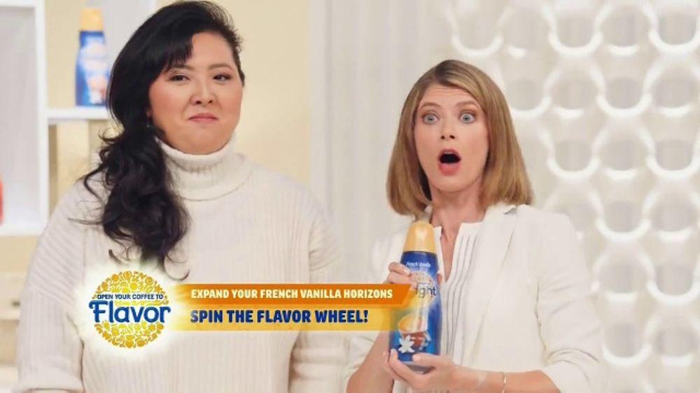 International Delight TV Commercial, 'Karen Spins the Wheel'