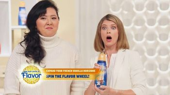 International Delight TV Spot, 'Karen Spins the Wheel'