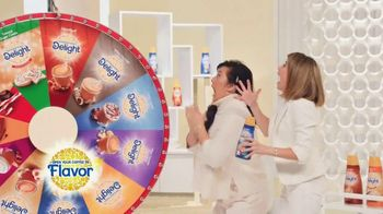 International Delight TV Spot, 'Karen Spins the Wheel' - Thumbnail 7