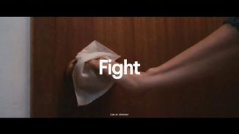 Clorox TV Spot, 'Fight Back With Clorox: Door Handle' Song by Donnie Daydream - Thumbnail 7
