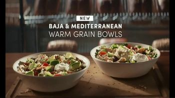 Panera Bread Warm Grain Bowls TV Spot, 'Cutdown: Uber Eats' - Thumbnail 9