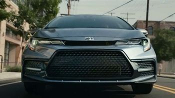 2020 Toyota Corolla TV Spot, 'The Pack' [T1]