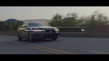 Lexus TV Spot, 'Can You See With Your Ears?' [T1] - Thumbnail 9