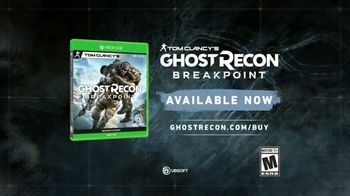 Tom Clancy's Ghost Recon Breakpoint TV Spot, 'Squad Up' Featuring Lil Wayne - Thumbnail 8