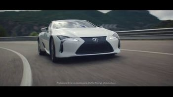 Lexus TV Spot, 'Can You Wield the Power of Gravity?' [T1]