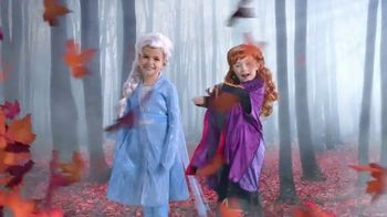 Party City TV Spot, 'Disney Frozen Costumes' - 490 commercial airings